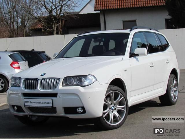 2009 BMW  X3 xDrive20d Navi Sunroof Xenon Heated Off-road Vehicle/Pickup Truck Used vehicle photo