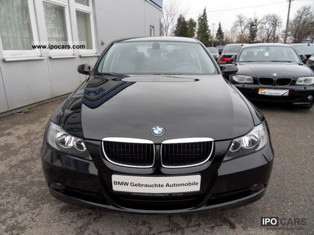 2007 bmw e90 318d navi klimatr pdc shz comfort hand 1. Black Bedroom Furniture Sets. Home Design Ideas