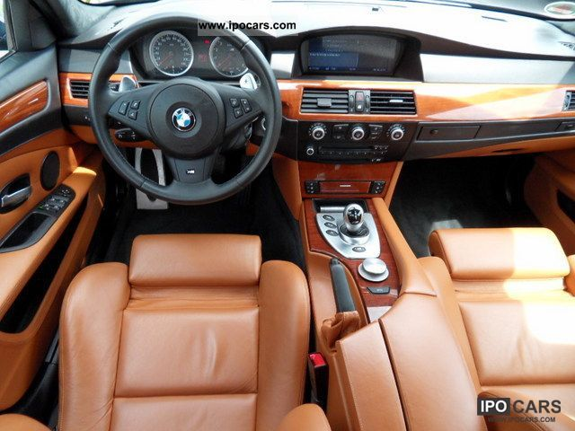 2007 Bmw M5 Individual Car Photo And Specs