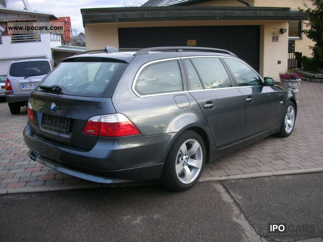 2008 Bmw 530i Touring Aut Panoramad Xenon Standhzg Car Photo