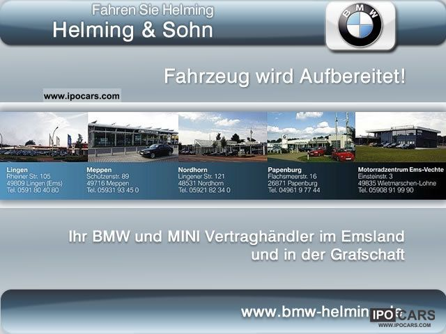 2011 BMW  525dA (Navi Leather climate PDC) Limousine Used vehicle photo