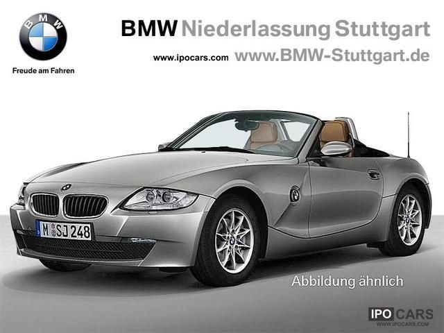 2008 BMW  Z4 2.5i xenon HiFi System Heated Cabrio / roadster Used vehicle photo