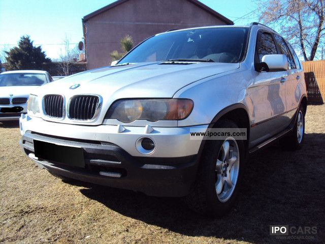 BMW  X5 2000 Liquefied Petroleum Gas Cars (LPG, GPL, propane) photo