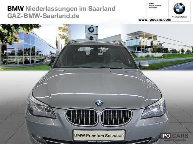 2008 BMW  525d Touring Estate Car Used vehicle photo
