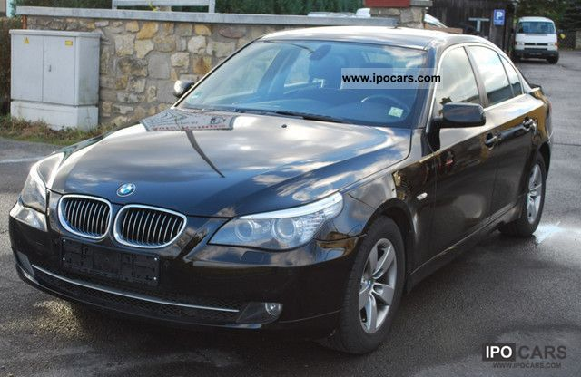 2008 BMW  525d Edition Sport Limousine Used vehicle photo