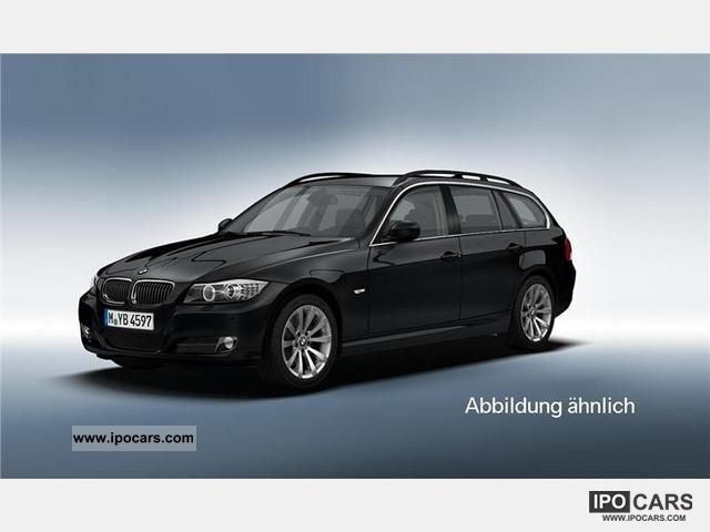 2008 bmw 325d touring car photo and specs. Black Bedroom Furniture Sets. Home Design Ideas