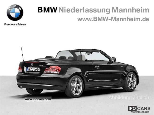 2012 bmw 118d convertible xenon hifi system usb heated. Black Bedroom Furniture Sets. Home Design Ideas