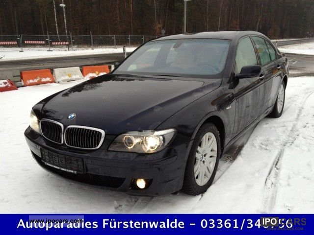 2006 bmw 730d individual package comfort seats keyless. Black Bedroom Furniture Sets. Home Design Ideas