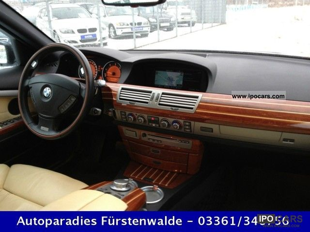 2006 BMW  730d Individual Package * Comfort Seats * Keyless Go Limousine Used vehicle photo