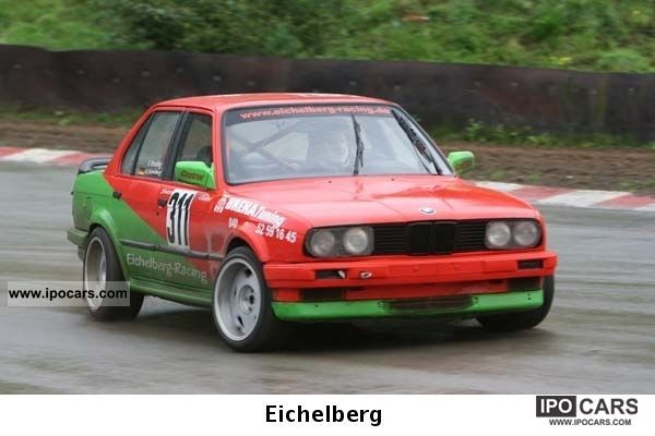 BMW  325ix rally racing 1986 Race Cars photo