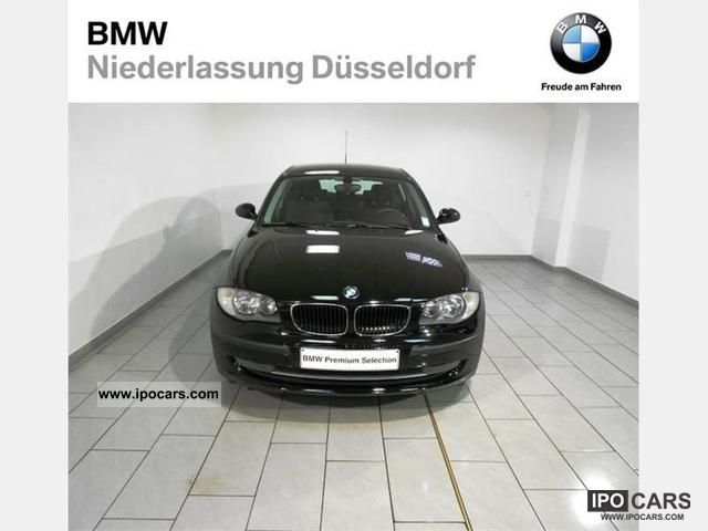 2009 BMW  116d 5-door air navigation portable package Limousine Used vehicle photo