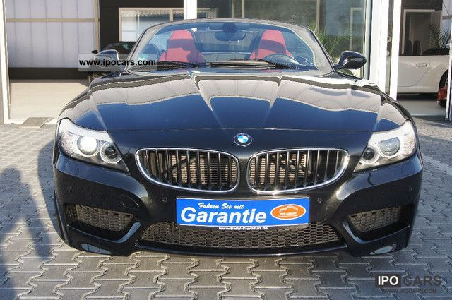 2010 BMW  Z4 sDrive23i M-Sport Package Cabrio / roadster Used vehicle photo