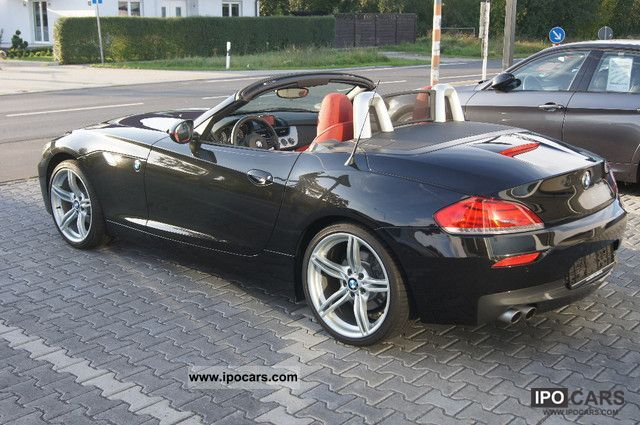 2010 Bmw Z4 Sdrive23i M Sport Package Car Photo And Specs