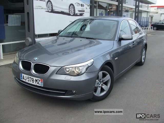 BMW 5 Series 520d 177ch EXCELLIS 2008 Used Vehicle Photo