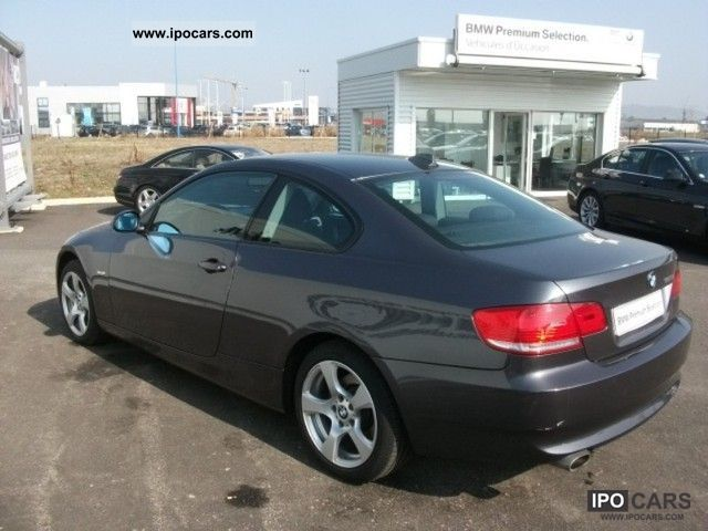 2008 bmw series 3 coupe e92 320d confort car photo and specs. Black Bedroom Furniture Sets. Home Design Ideas