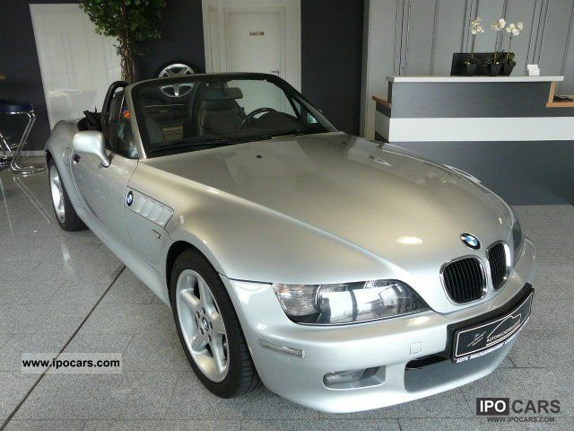 2001 BMW  Z3 roadster 2.2 / first Hand-dream state! Cabrio / roadster Used vehicle photo