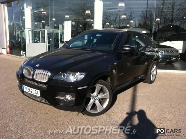 2008 bmw x6 exclusive car photo and specs. Black Bedroom Furniture Sets. Home Design Ideas