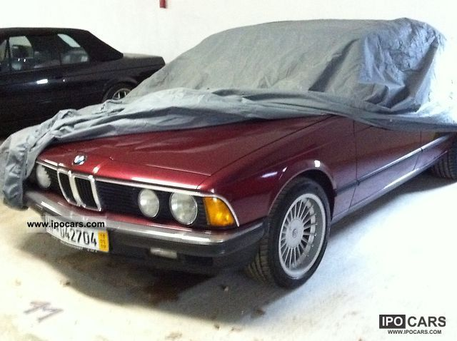 1985 BMW  732 i Limousine Used vehicle photo