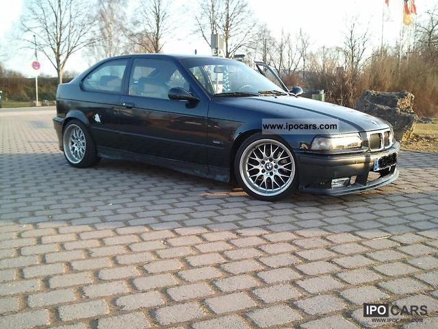 1996 bmw 318ti compact car photo and specs rh ipocars com