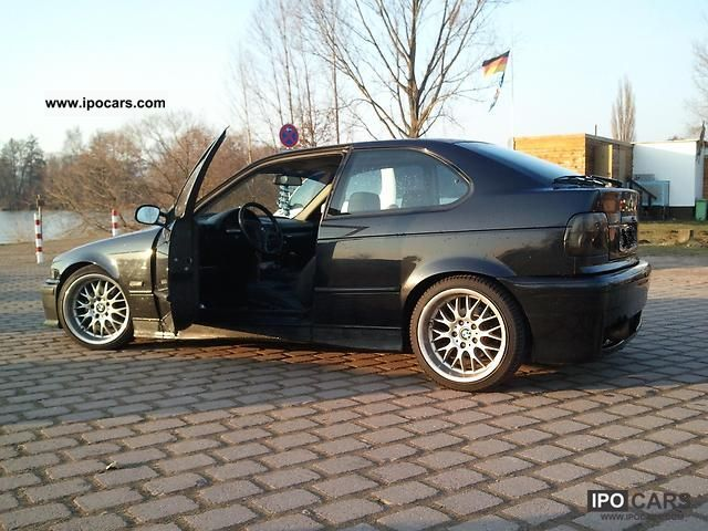 1996 bmw 318ti compact car photo and specs  1996 bmw 318i specs
