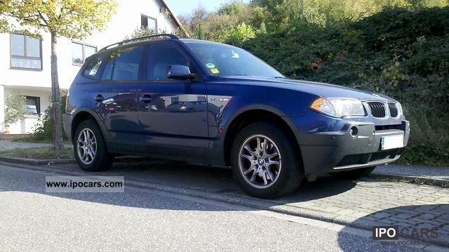 2004 bmw x3 auto leather only 12 gas 100 km car photo and specs. Black Bedroom Furniture Sets. Home Design Ideas