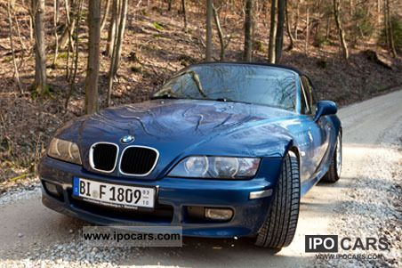 2000 BMW  Z3 1.8 Facelift Cabrio / roadster Used vehicle photo