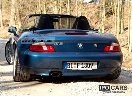 2000 Bmw Z3 1 8 Facelift Car Photo And Specs