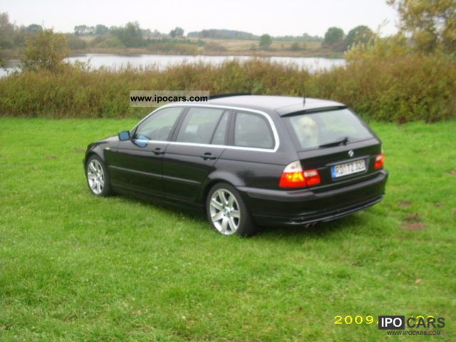 2004 bmw 320i touring car photo and specs. Black Bedroom Furniture Sets. Home Design Ideas