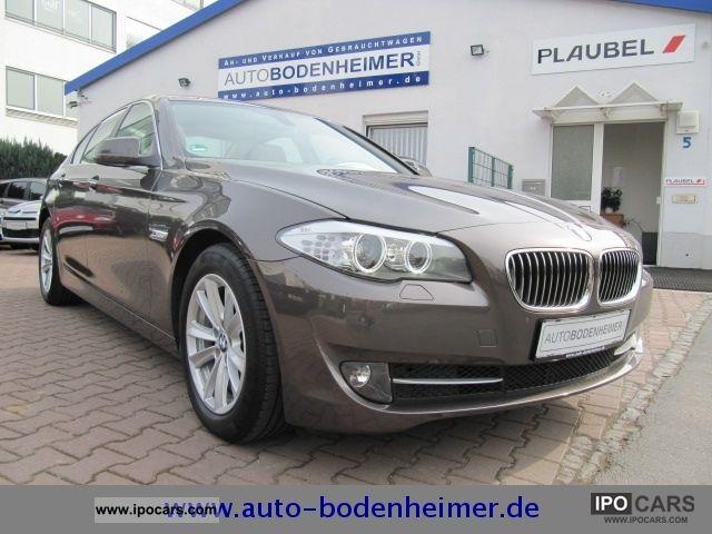 2010 BMW  523i Automatic Navi/Xenon/SD/42tkm F10. Limousine Used vehicle photo