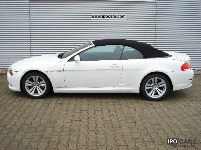 2008 BMW A 650i Convertible Dynamic Drive active steering ACC - Car ...