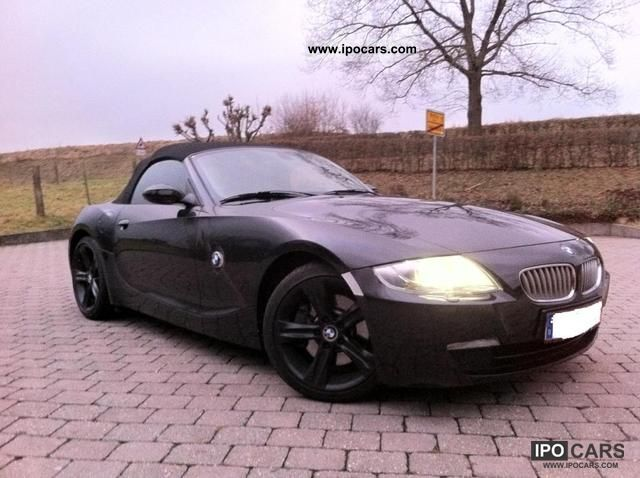 2007 BMW  Z4 Roadster 3.0si M-Sport Package Cabrio / roadster Used vehicle photo