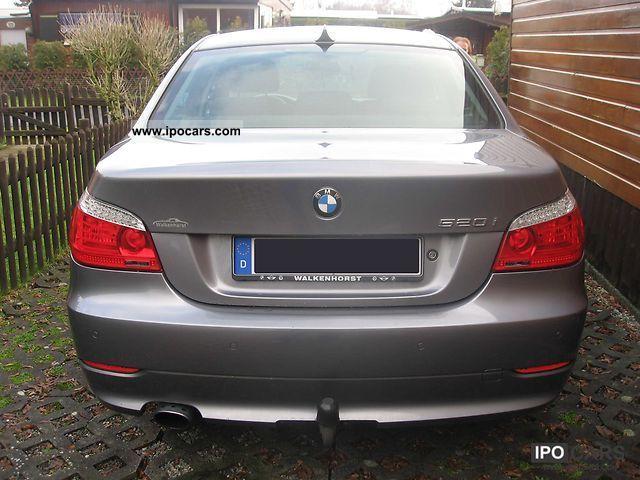 2008 BMW 520i Aut Limousine Used Vehicle Photo
