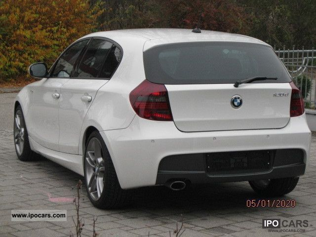 2011 Bmw 120 M Sport Package Sport Edition Pdc 18