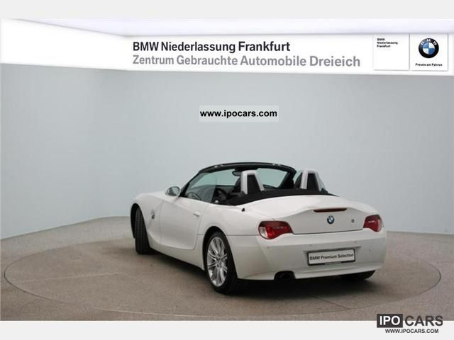 2008 BMW  Z4 2.0i Sport Package Navi PDC Business Kl Cabrio / roadster Used vehicle photo
