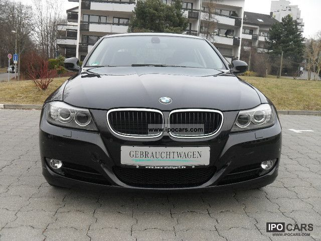 2008 Bmw 320i Aut Facelift Navi Xenon Heating 1hd