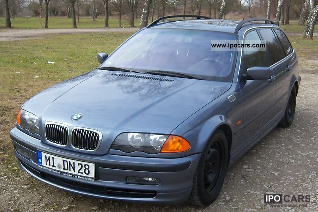 2000 bmw 328i touring car photo and specs. Black Bedroom Furniture Sets. Home Design Ideas