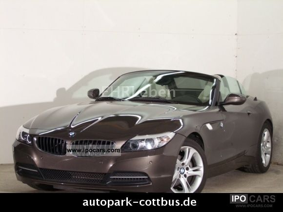 2010 BMW  Z4 sDrive23i Aut. / Nappa leather / Logic 7 Cabrio / roadster Used vehicle photo