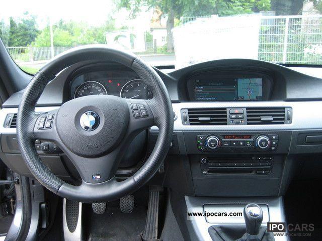 2008 BMW 325i Touring MSport package Xenon  DVD navigation