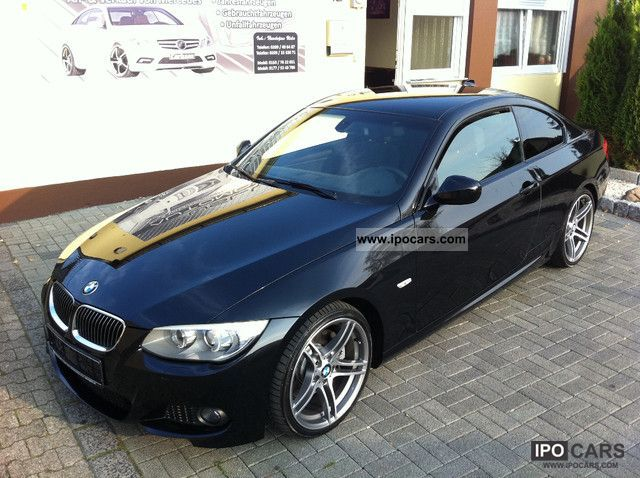 2010 bmw 325d coupe m sport package custom facelift. Black Bedroom Furniture Sets. Home Design Ideas
