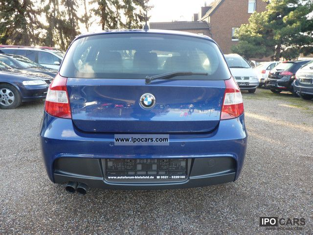 2007 BMW 130i M-Sport package Navigation, leather, xenon lights ...