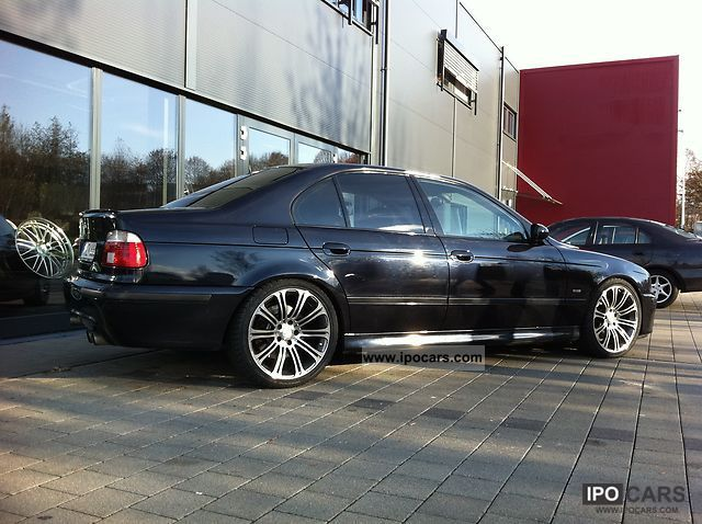 2000 Bmw M5 Car Photo And Specs