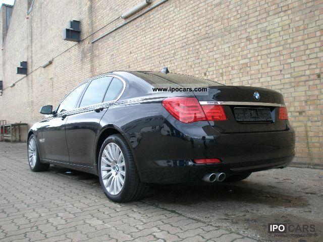 2009 BMW  730d / mega-full Limousine Used vehicle photo
