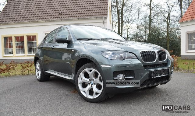 2009 BMW  * Individual * X6 xDrive35i Komforsitze * Off-road Vehicle/Pickup Truck Used vehicle photo