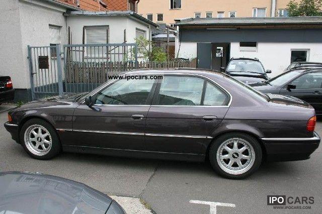 1997 Bmw 740 I Air Xenon Car Photo And Specs