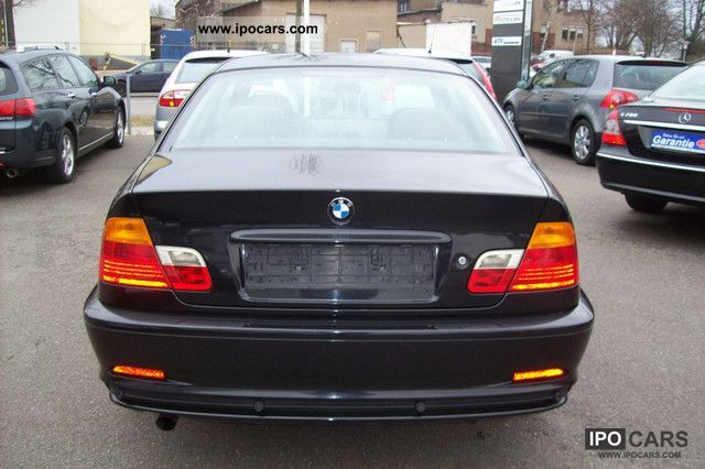 2000 bmw 318 ci klimaautomatic pdc car photo and specs. Black Bedroom Furniture Sets. Home Design Ideas