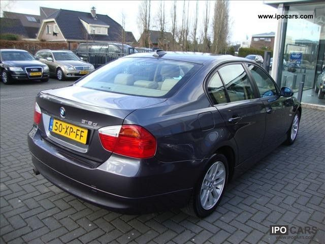 2007 bmw 3 series 318d 90kw business navi car photo and specs. Black Bedroom Furniture Sets. Home Design Ideas