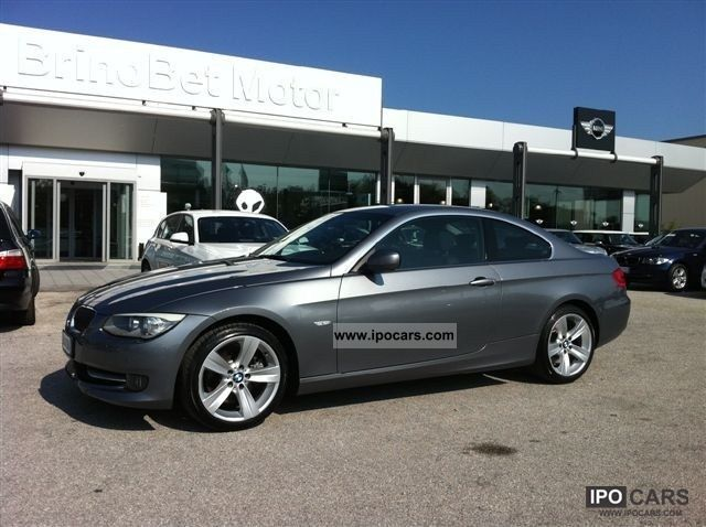 2010 Bmw 325 D Cat Futura Coupe Car Photo And Specs
