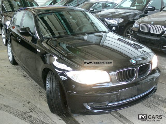 2009 BMW  116d / 5 door / air machine. / Park Assist / Bluetooth Limousine Used vehicle photo
