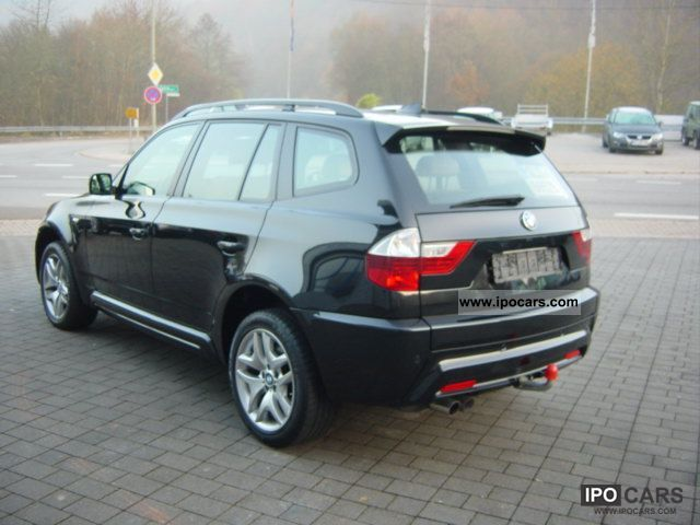 2007 bmw x3 dpf m packet car photo and specs. Black Bedroom Furniture Sets. Home Design Ideas