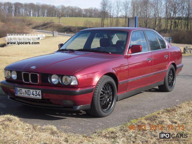 BMW M E Bhp Car Photo And Specs - 1990 bmw m5
